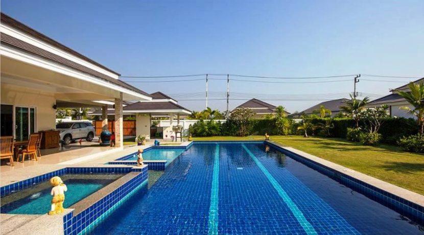 03 6x14 meter salt water swimming pool