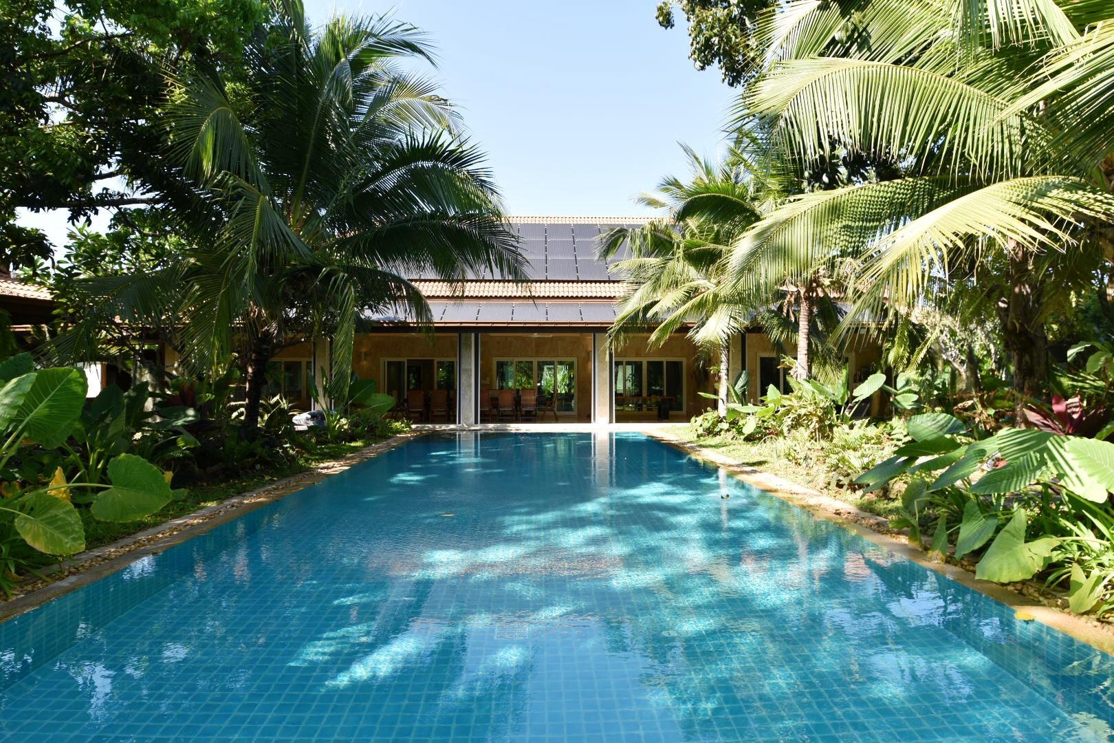 Exceptional Golf Villa in Hua Hin at Palm Hills Golf Resort