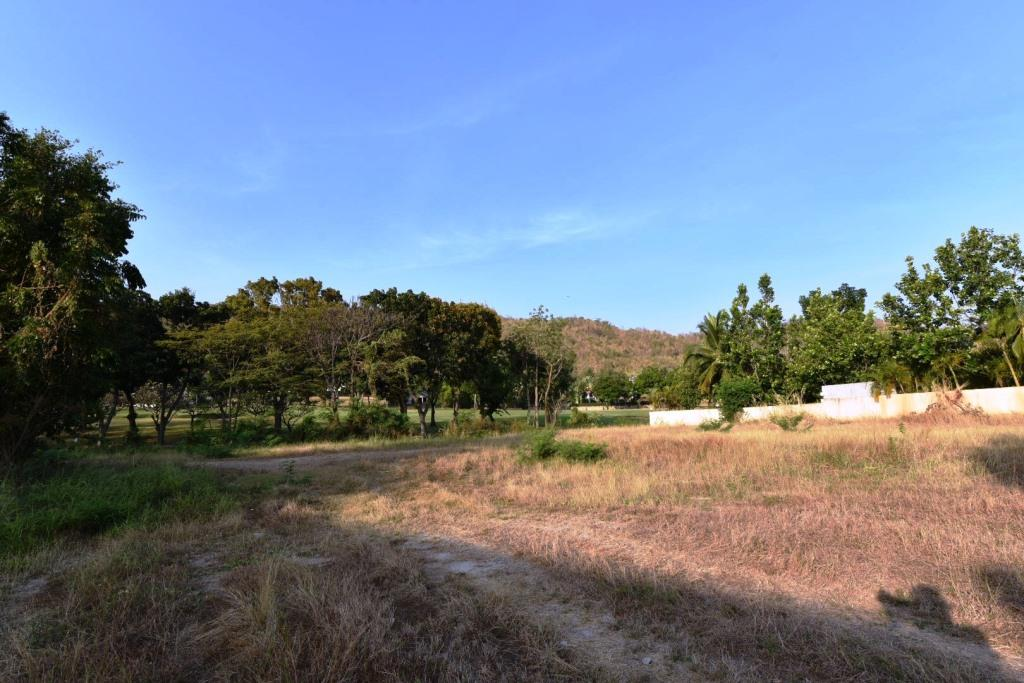 Land Plot in Hua Hin at Palm Hills Golf Resort