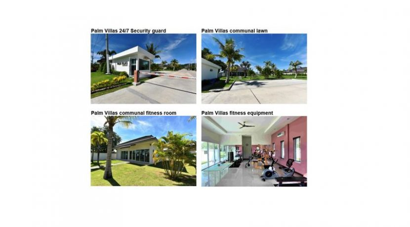 81 Palm Villas Facilities