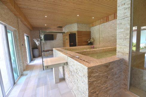 81 Spa and sauna room