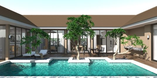 New Luxury Villas in Hua Hin at Piecefull Country Side