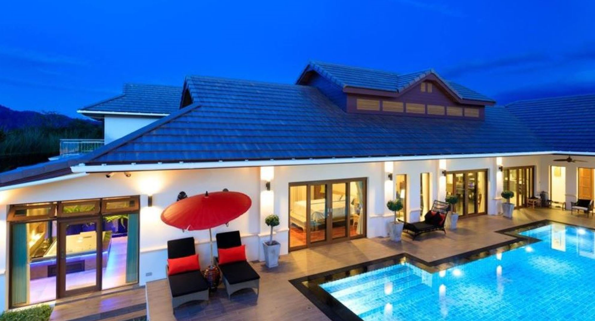 New Luxury Villas in Hua Hin South Country Side