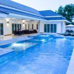 01 Palm Villas 3 Bedroom Pool Villa