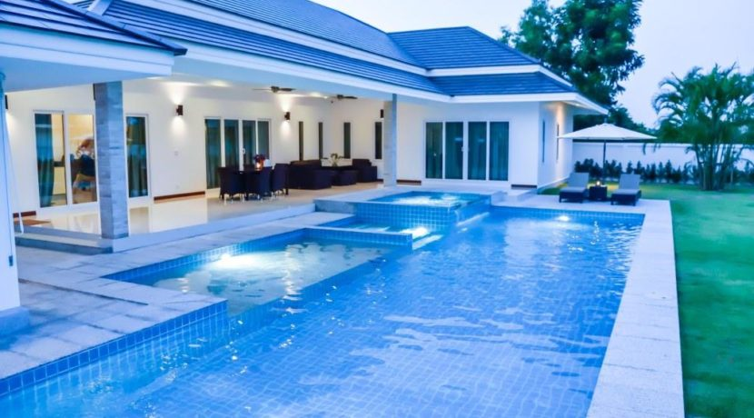 01 Palm Villas 3 Bedroom Pool Villa