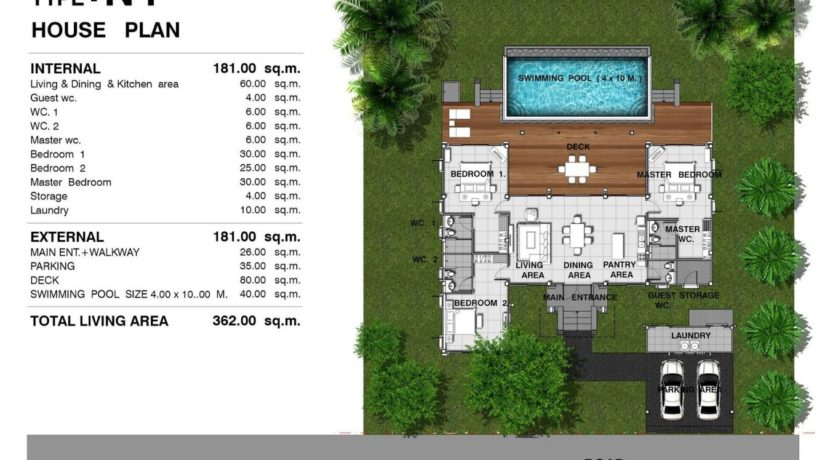 03 PDPH Type-N4 Floorplan