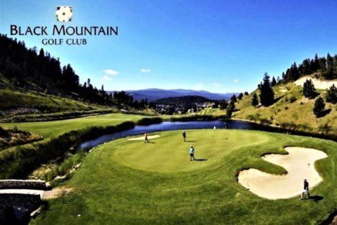 93 Black Mountain Golf Course