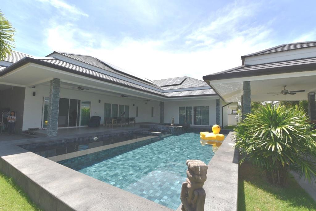 New Luxury Villa in Hua Hin near Palm Hills Golf Resort