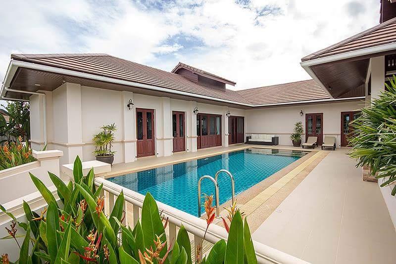 Thai Bali-style Pool Villa at Huahin Hillside Hamlet3