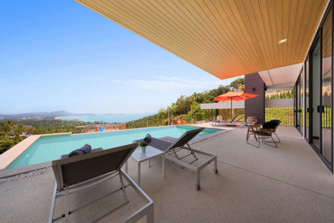 01 Luxury Samui villa with panoramic seaview