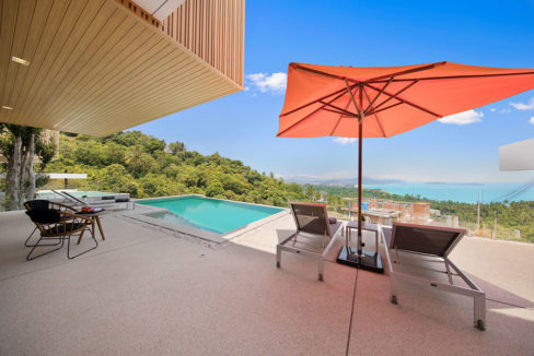 05 Villas with unobstructed seaview