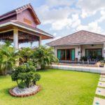 01 Luxury Balinese style villa at Hillside Hamlet