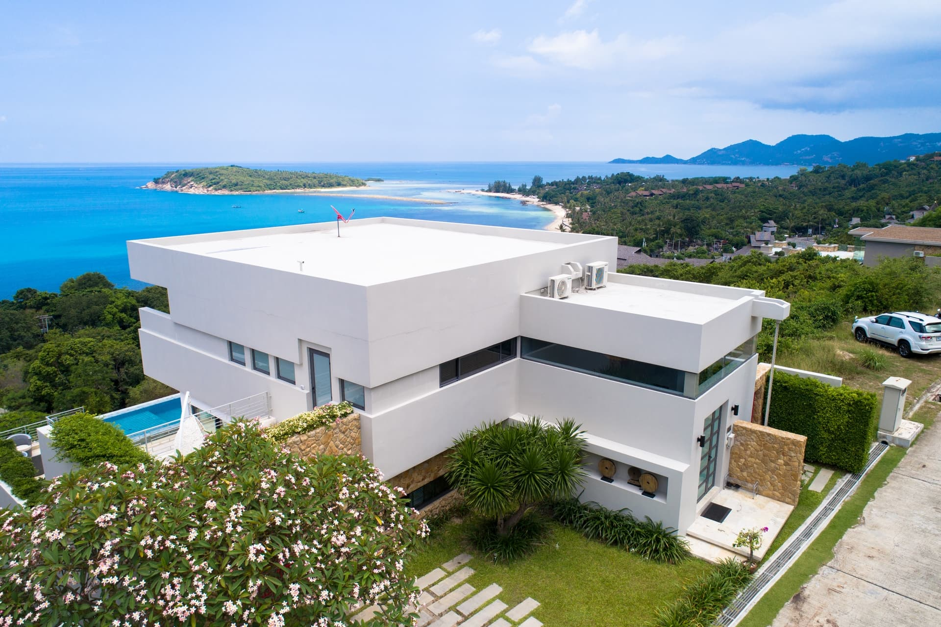 Exceptional Samui Villa with Outstanding Panoramic Seaview