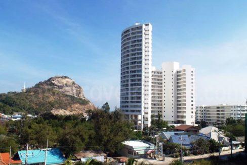 01 Jamchuree Condominium In Khao Takiab