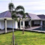 01 Three bedroom pool villa in new development