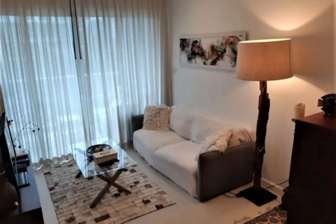 12 Living-dining room