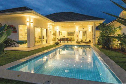 Type-A Villa