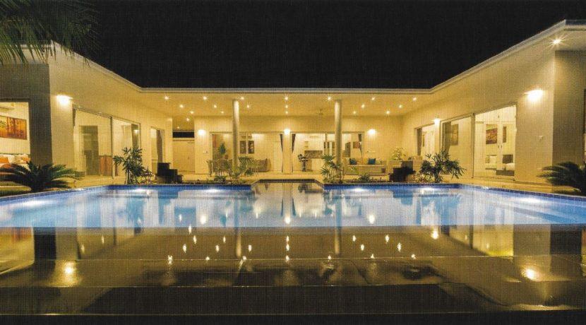Type-E Villa