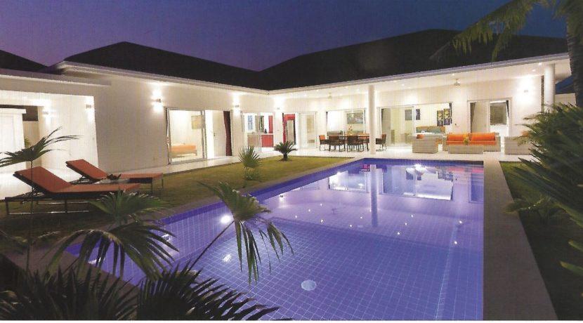 Type-G Villa
