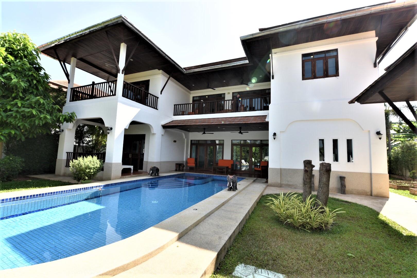 Well-designed Pool Villa near Beach in Hua Hin/Khao Tao