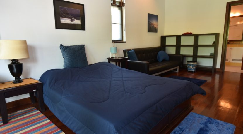 31 Spacious master bedroom 1