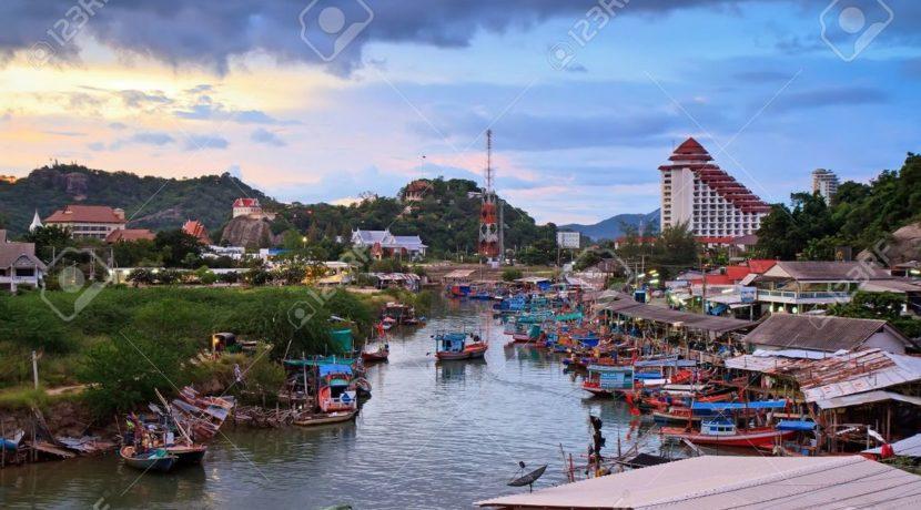 93 Fishermans Village at Khao Takiab