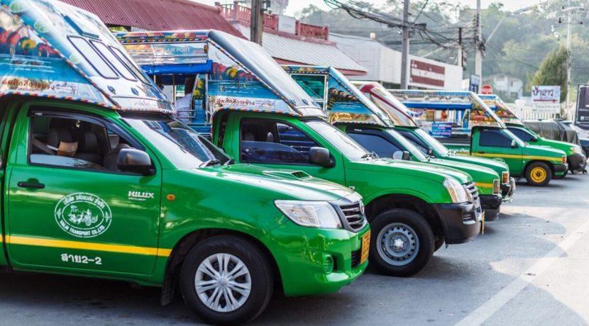 96 Khao Takiab - Hua Hin Minibus
