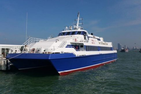 97 Ferry Hua Hin to Pattaya