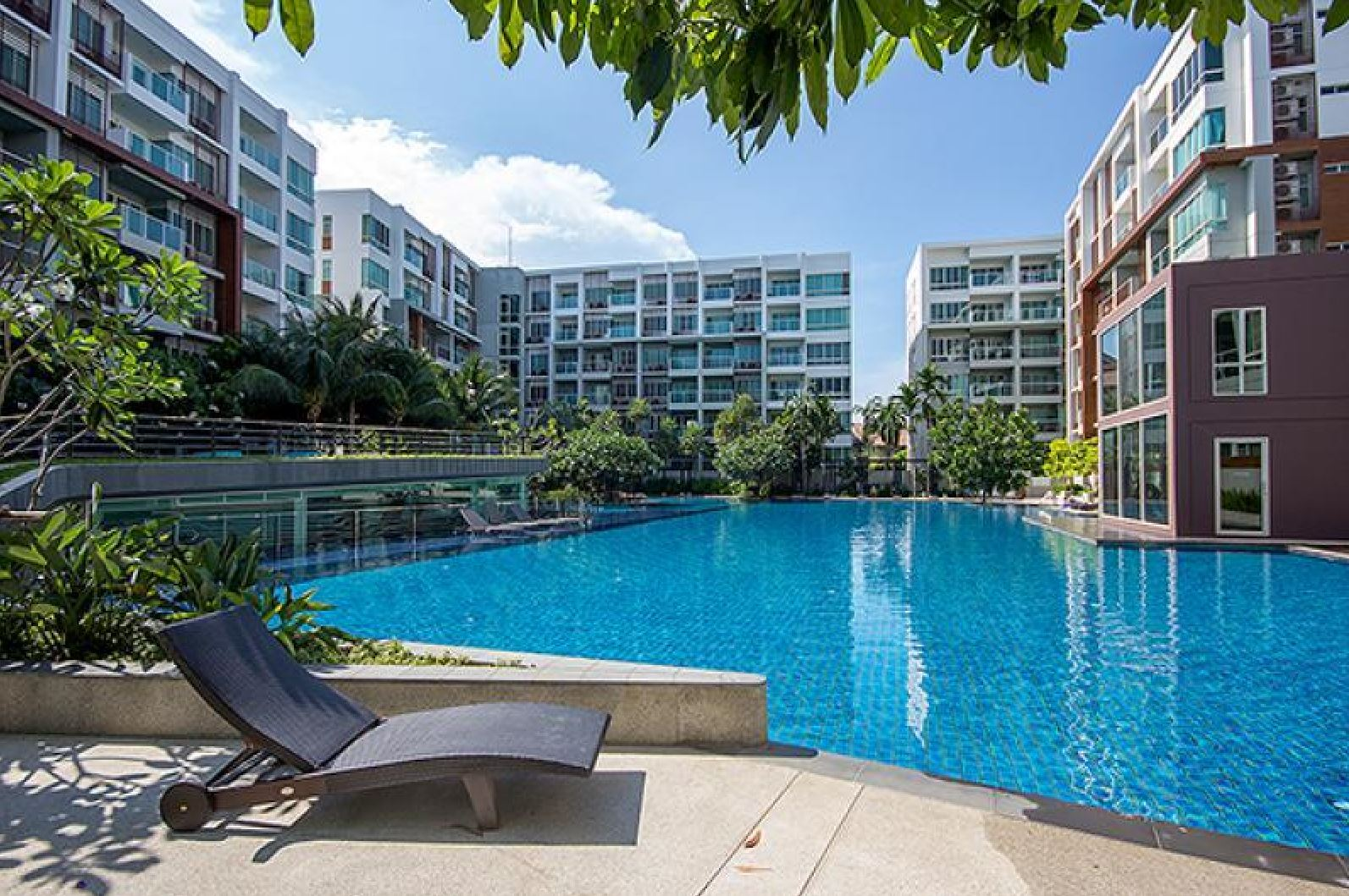 Beach Condo in Hua Hin/Khao Takiab at The Seacraze