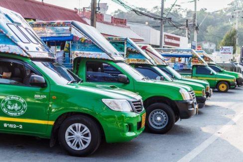 96 Khao Takiab Hua Hin Minibus