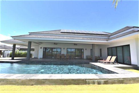 01 3 Bedroom luxury pool villa