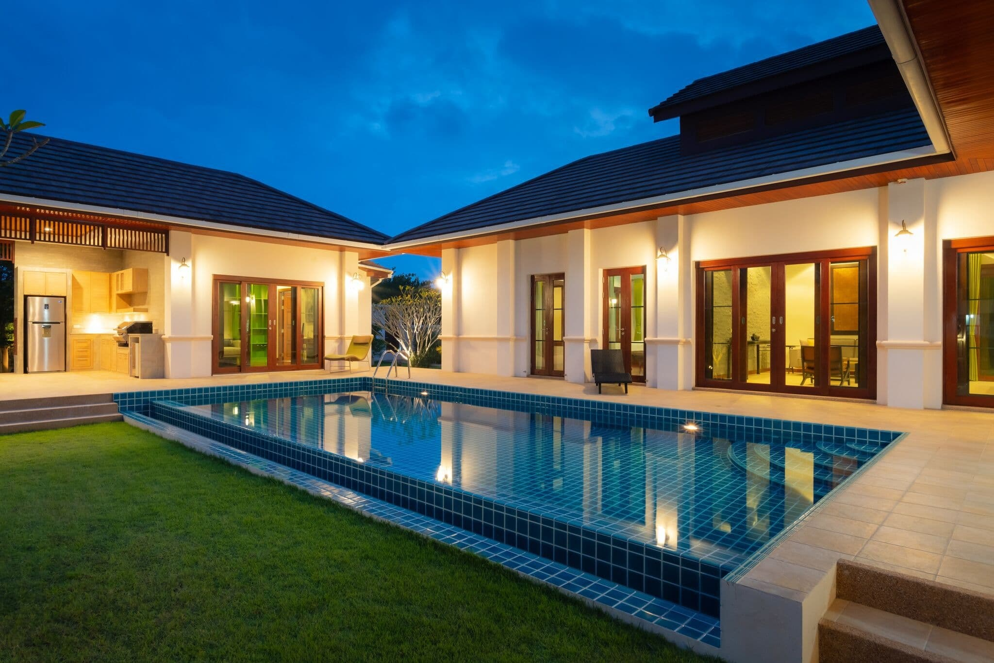Balinese style Villa in Hua Hin at Hillside Hamlet6
