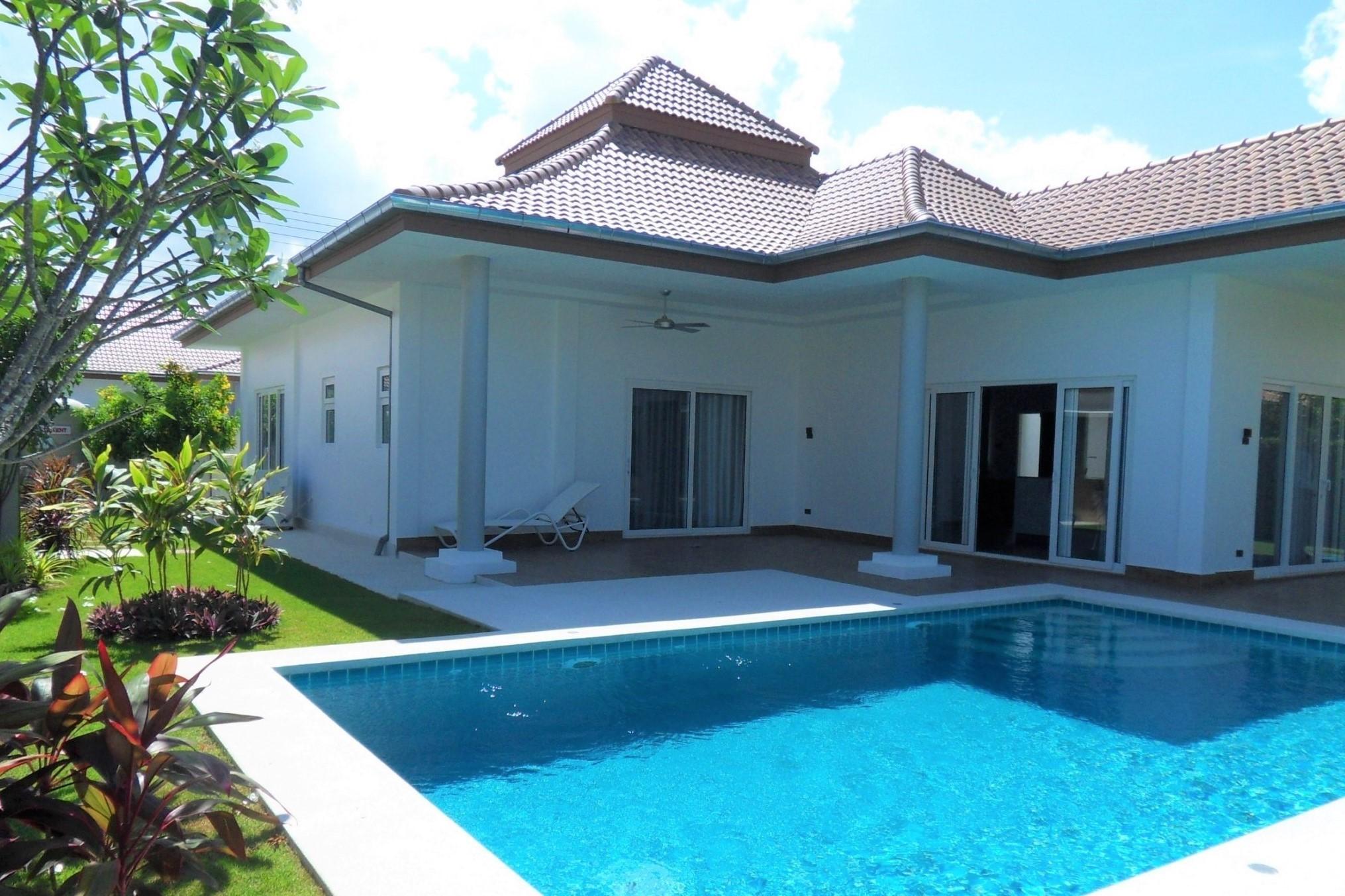 Well-designed Pool Villa in Hua Hin at Mali Residence