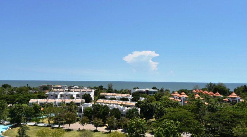 14 Ocean view from balcony