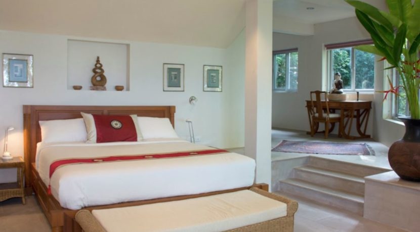 30 The master bedroom