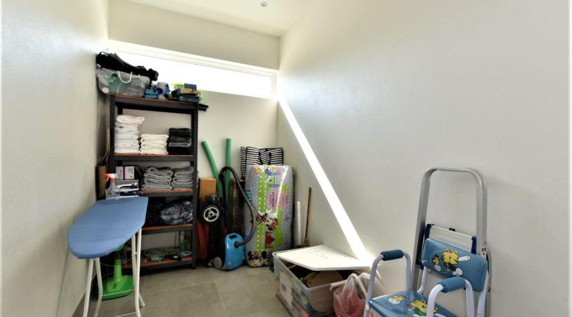 70 Inside storage room
