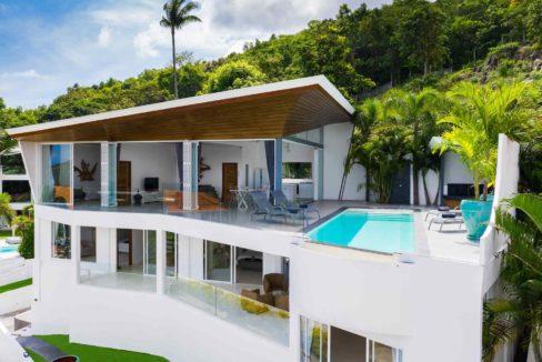 01 Extraordinary Koh Samui Sea View Villa