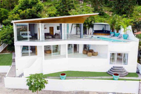 02 Extraordinary Koh Samui Sea View Villa