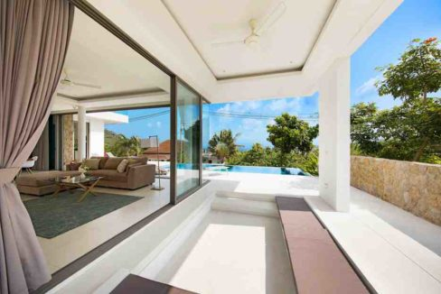03 Modern Luxury Samui Sea View Villa