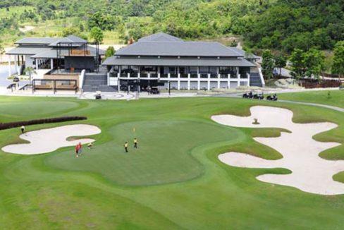 81 Black Mountain Club House