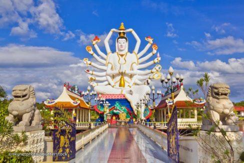 95 Wat Plai Laem 1