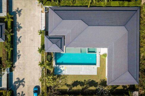 01D PV House#18 Birdseye view