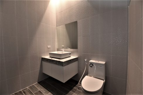 50 Guest bathroom in entrance section