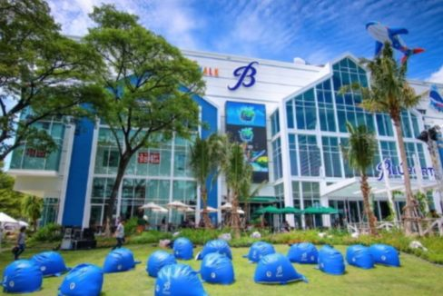 92 Bluport Shopping Mall