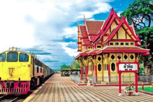 95 Hua Hin Train Station