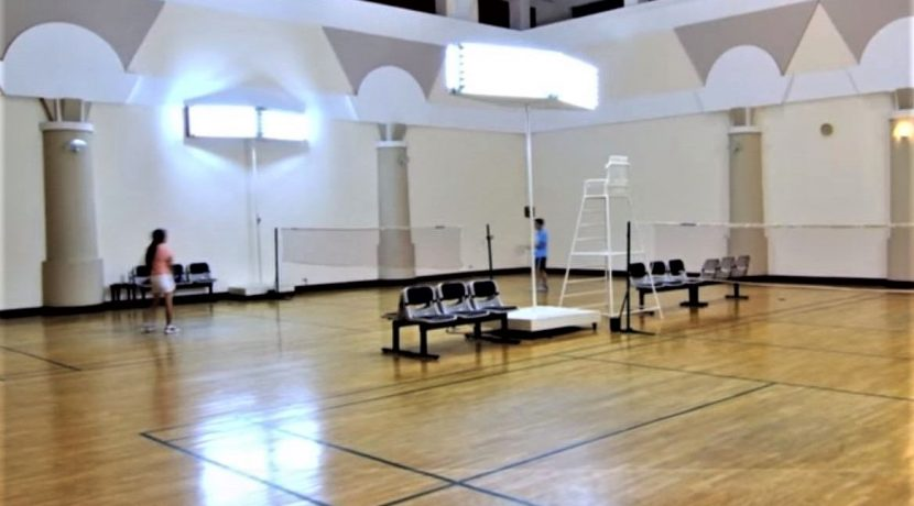 87 Palm Hills Sports Club badminton courts