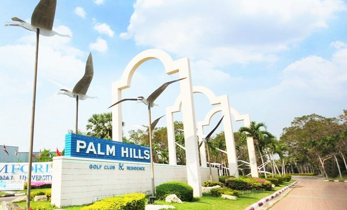 Luxury Golf Condo in Hua Hin at Palm Hills Golf Resort