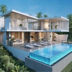 01 Stunning Samui Sea View Villa Development