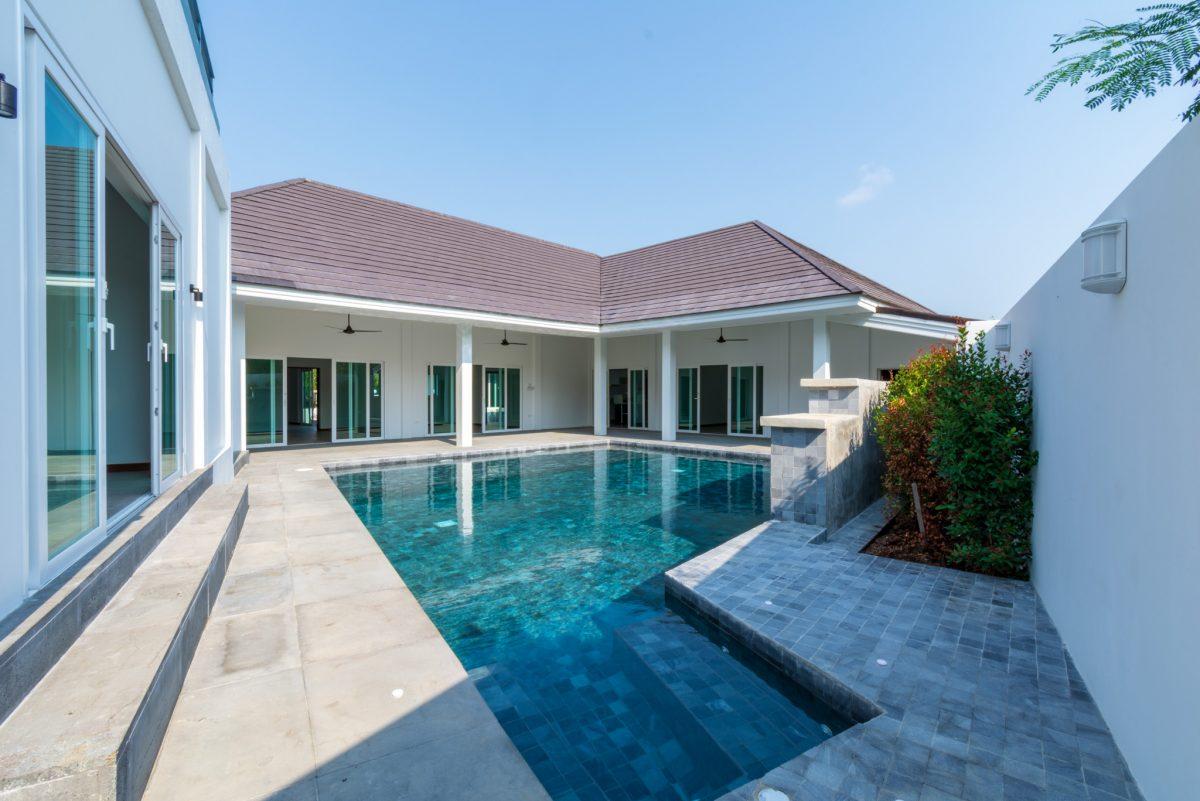 Brand-new Pool Villa in Hua Hin/Khao Tao at Heights2