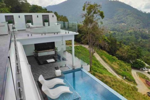 02 Californian Style Samui Sea View Villa